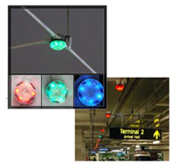 车位占用指示灯
